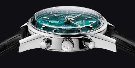 New: TAG Heuer Carrera Green Special Edition