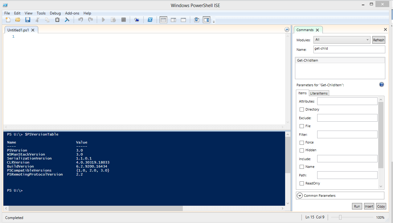 DeployHappiness   What version of PowerShell should I use?