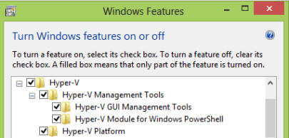 Hyper-V Lab on Windows 8