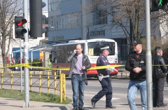 Bomba u autobusu u Banjaluci/Foto: AA