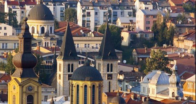 Beleške jednog Beograđanina: Moja prva godina u Sarajevu... Na jednom mestu vam uzme, na drugom da duplo više...