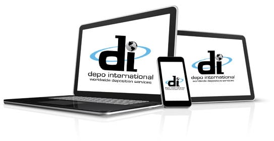 Las Vegas Court Reporting Firm Depo International Debuts Mobile Phone App DI Mobile