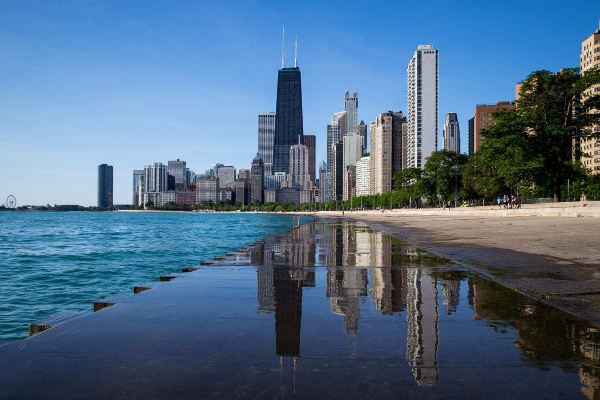 Chicago Crime, Courts, and Immigration