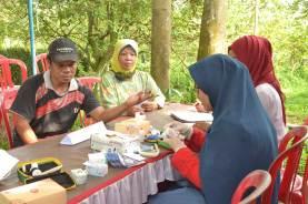 Kegiatan Sosial Desa Binaan Lisuma Gunadarma