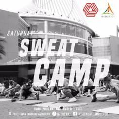 Indo Sweat Camp Depok Setiap Sabtu Margo City Depok