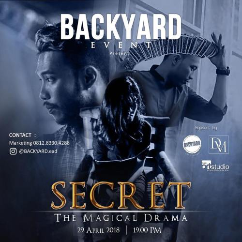 Secret The Magical Drama Depok Magician