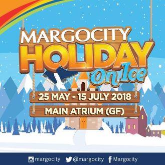 Margo City Holiday On Ice Skating 2018