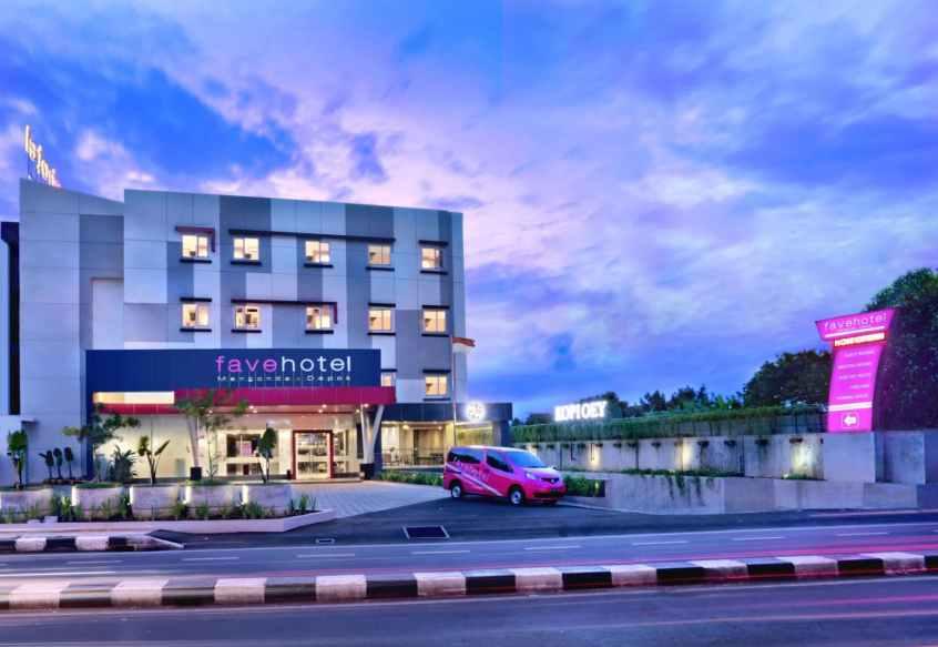 Hotel di Depok favehotel Margonda
