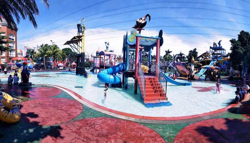 Depok Fantasi Waterpark Grand Depok City