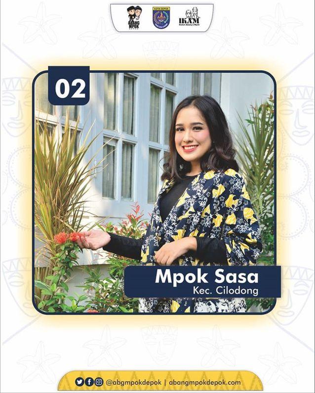 02 Finalis Mpok Depok 2019 Annisa Sekar Pertiwi