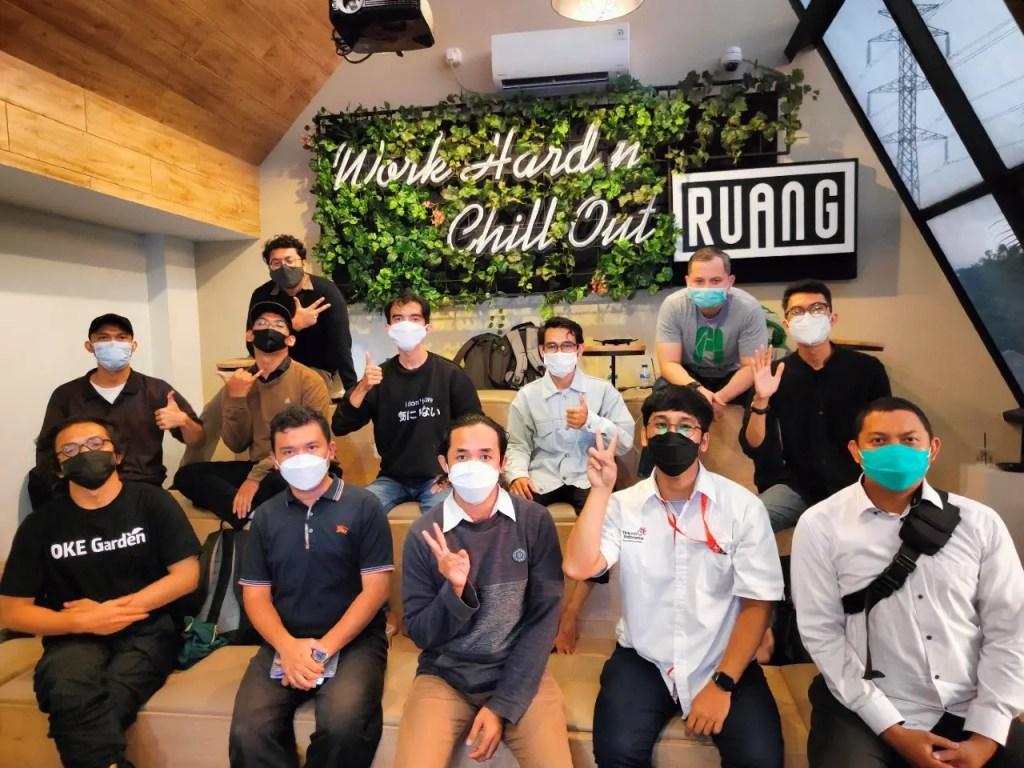 Mini Gathering Indigo Space Bogor Depok Founder Startup - Founder Startup Bogor Depok