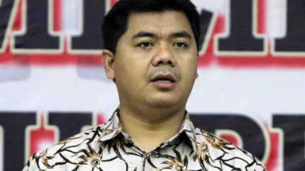 Juri Ardiantoro Ketua KPU (wartakota)