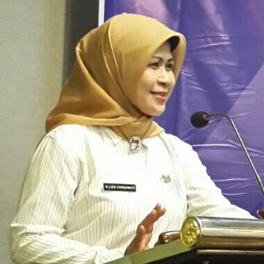 Noerzamanti Lies Karmawati Kepala Dinas Kesehatan Kota Depok