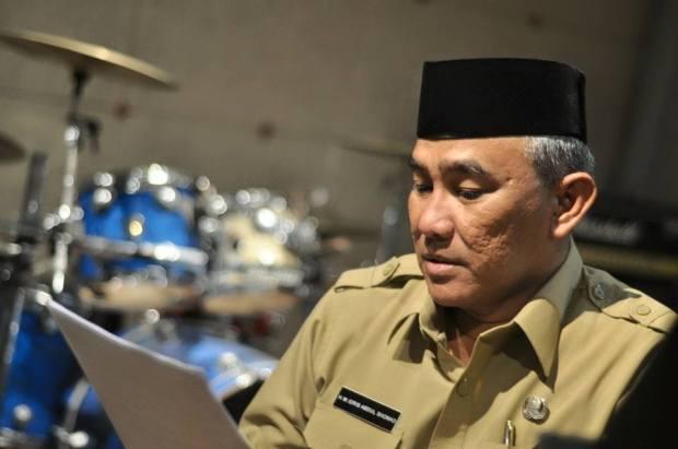 Walikota Depok KH Mohammad Idris
