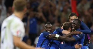 Prancis Menang Lawan Jerman