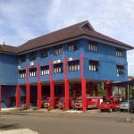 Kantor Dinas Pemadam Kebakaran di Depok