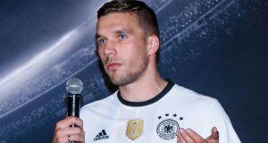 Jerman Lucas Podolski
