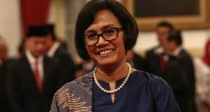Menteri Keuangan Sri Mulyani.