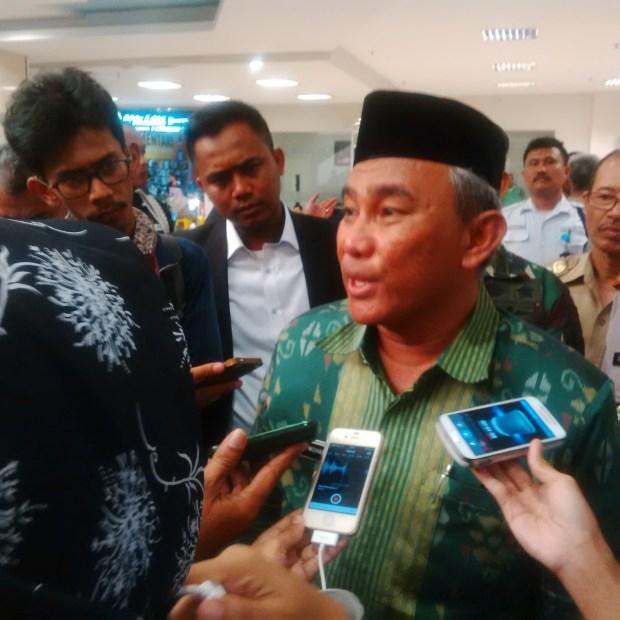 Walikota Depok Muhammad Idris.