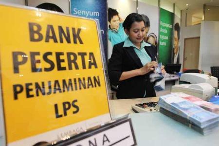 LPS menjamin 185 juta rekening simpanan.