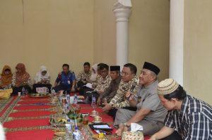 Walikota dan Wakil Walikota Depok hadir pada rakor P2WKSS di Tapos.