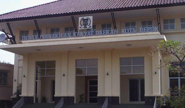 Gedung DPRD Kota Depok.
