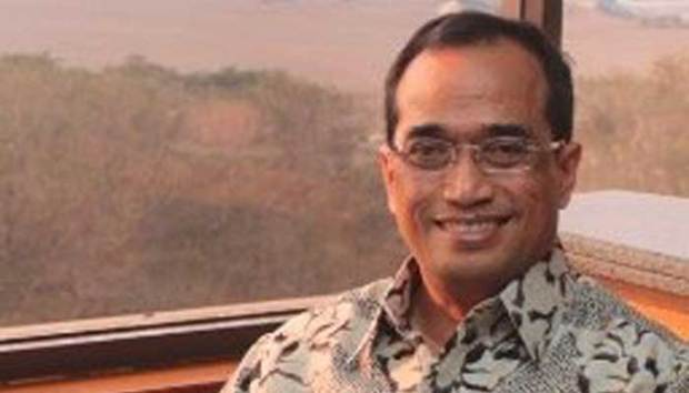 Menteri Perhubungan, Budi Karya Sumadi.