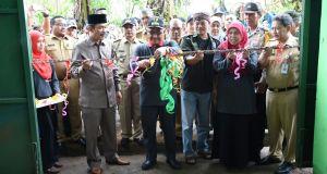 Walikota Depok meresmikan UPS Bojongsari.