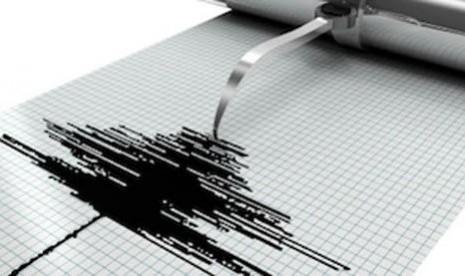 Gempa tektonik guncang wilayah Jawa Barat bagian Selatan.