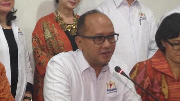 Ketua Umum Kadin Indonesia melayangkan surat kepada Walikota Depok soal kepengurusan Kadin Kota Depok.