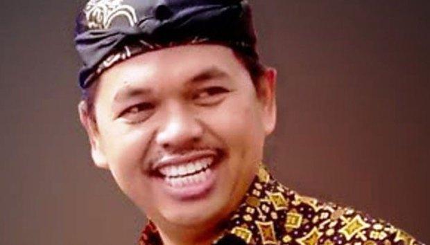 Dedi Mulyadi, Ketua DPD Golkar Jabar calon kuat Gubernur Jabar.