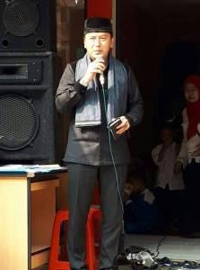 Kepala Kesbangpol Pemkot Depok Dadang Wihana hadir pada acara IKM Depok.