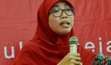 Netty Heryawan salah satu kandidat Calon Gubernur Jabar yang mendapat serangan politik.