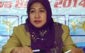 Kepala Badan Keuangan Daerah (BKD) Pemkot Depok, Nina Suzana.