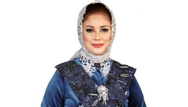 Siti Masitha Soeparno, Walikota Tegal yang ditangkap KPK.