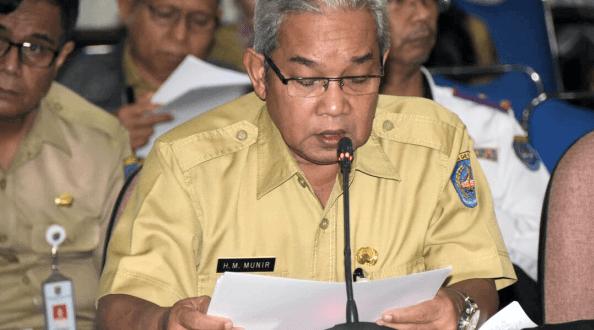 Kepala Dinas Kependudukan dan Pencatatan Sipil, Misbahul Munir.