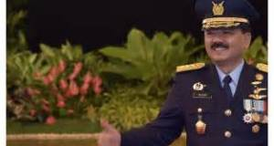 Inilah sosok Hadi Tjahjanto yang akan menggantikan Panglima TNI Gatot Nurmantyo.