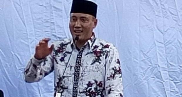 Anggota DPRD Provinsi Jawa Barat Hasbullah Rahmad.