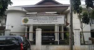 Kantor BPN Kota Depok