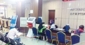Kantor Dinas Penanaman Modal Pelayanan Terpadu Satu Pintu Kota Depok