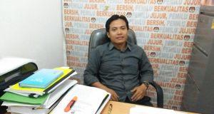 Nana Sobarna, komisioner KPU Kota Depok.