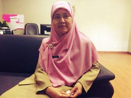 Drg Novarita Kepala Dinas Kesehatan Kota Depok.