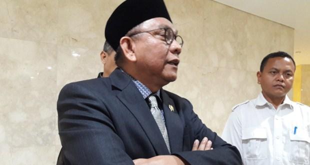 Ketua DPD Gerindra DKI Jakarta, M.Taufik.
