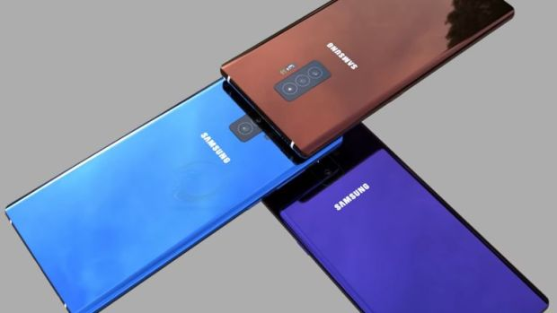 Samsung Galaxy Note 10 Layar Besar 6,75 inch