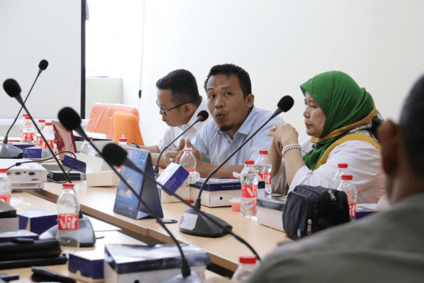 Ketua Bawaslu Kota Depok mengingatkan masyarakat soal Pemilu.