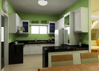 Desain Dapur Rumah Minimalis
