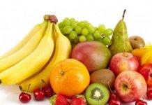 macam macam buah buahan