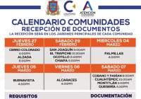 Inicia el registro de documentación para el programa social de calzado escolar gratuito para estudiantes de preparatoria y primaria, que impulsa alcalde Rafael Mendoza