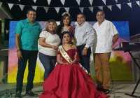 Coronan a Marbella I como reina del Carnaval de Cuyutlán 2020