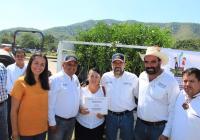 Entrega Gobernador más de 10 mdp para proyectos agropecuarios en Armería